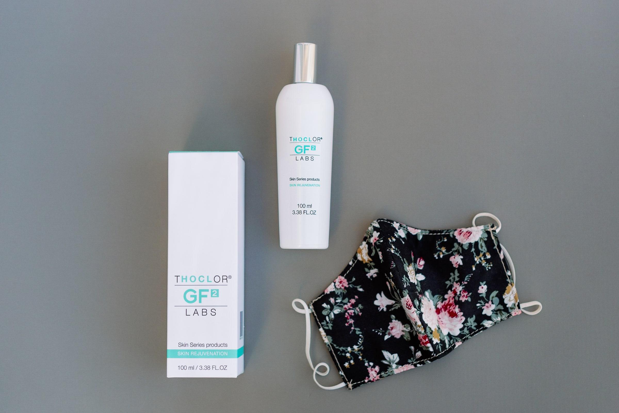 maskne omgaan met acne veroorzaakt door gezichtsmaskers thoclor labs