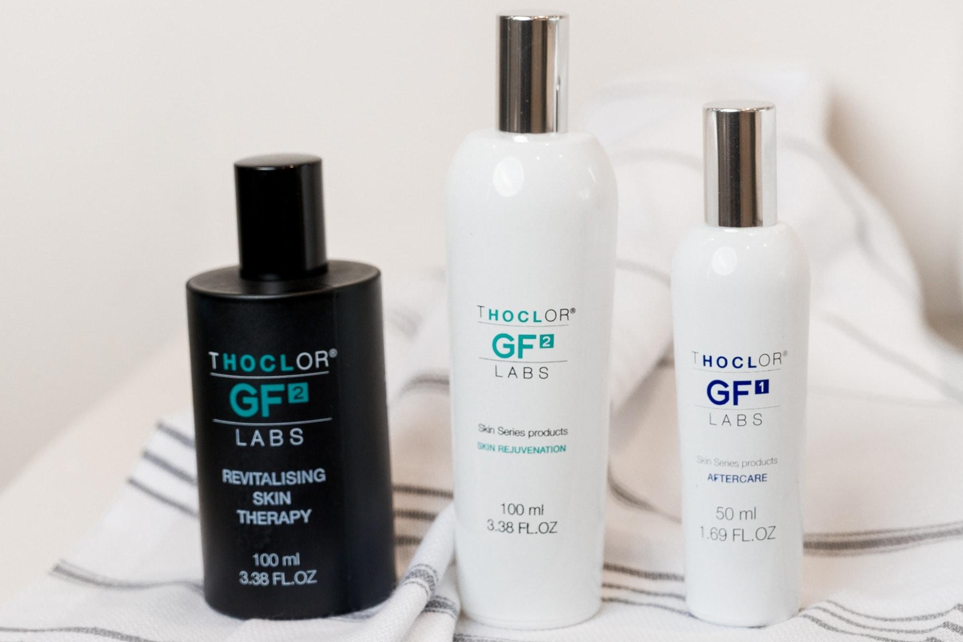 5 natuurlijke ingrediënten voor een gezondere huid Thoclor Labs