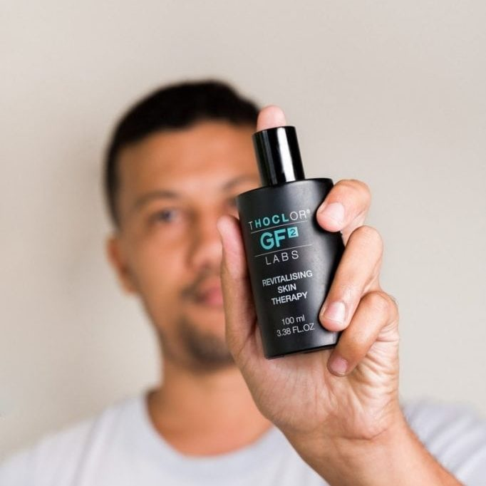 gf2 revitalising skin therapy is easy skincare for men